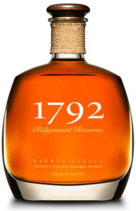 1792 Ridgemont Reserve Bourbon Barrel Select